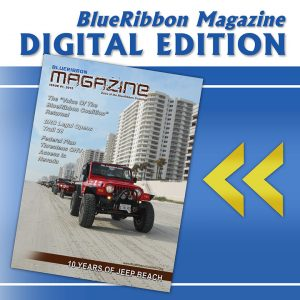 BlueRibbon Magazine, Issue #001