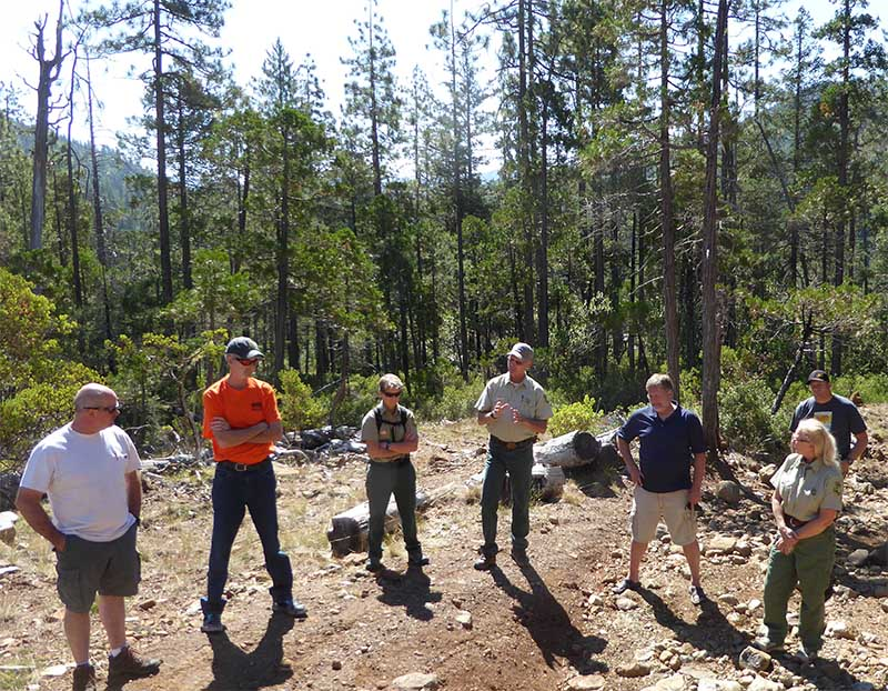 Trail Partnership Key to Success of OHV Program in Southern Oregon