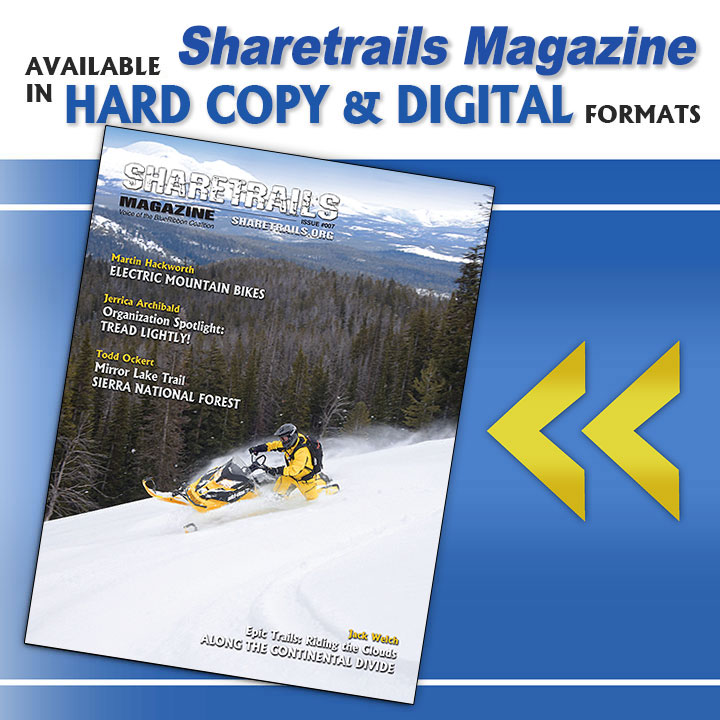 Sharetrails Magazine, Issue #007