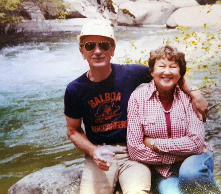 Robert & Wanda Glidden