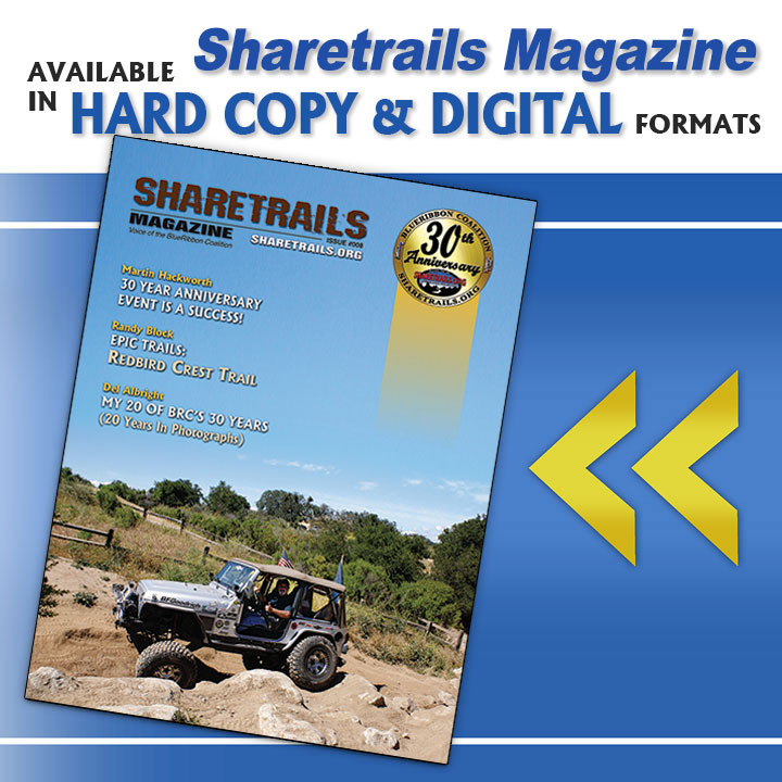 Sharetrails Magazine, Issue #008
