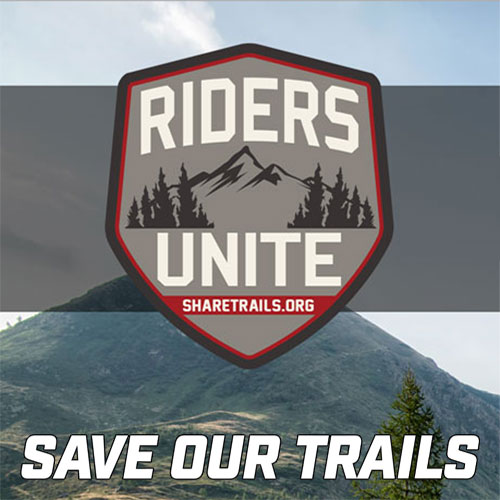 Riders Unite – Putting OHV First