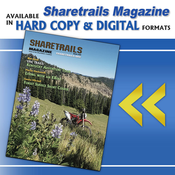 Sharetrails Magazine, Issue #009
