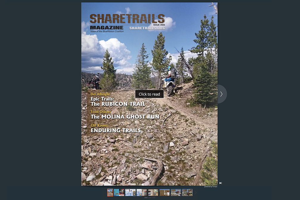 Sharetrails Magazine, Issue #005