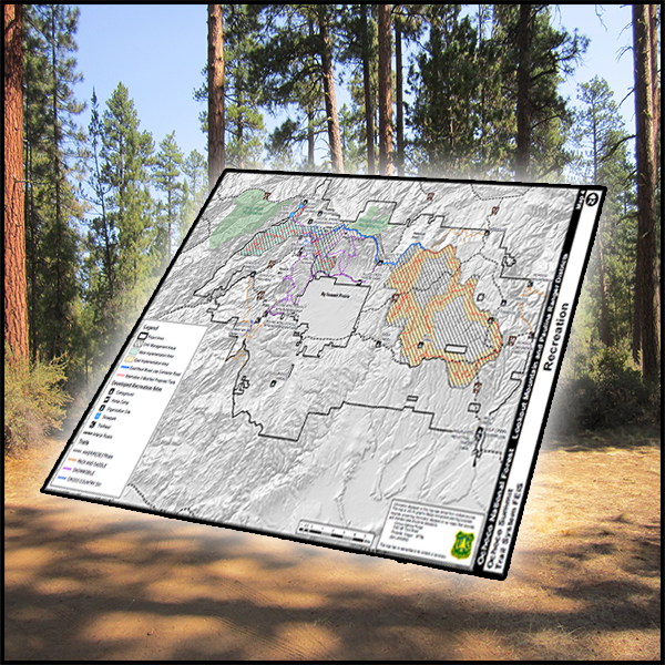 Ochoco Summit Trail System