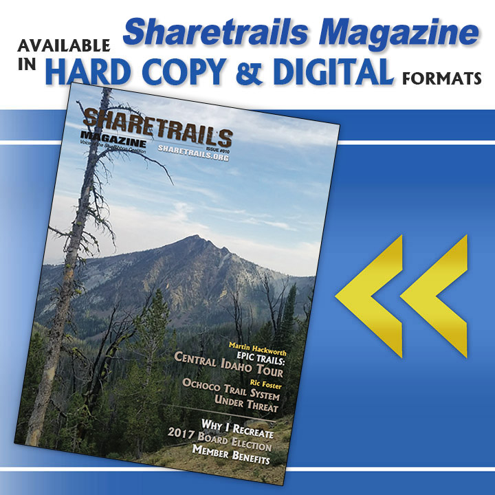 Sharetrails Magazine, Issue #010
