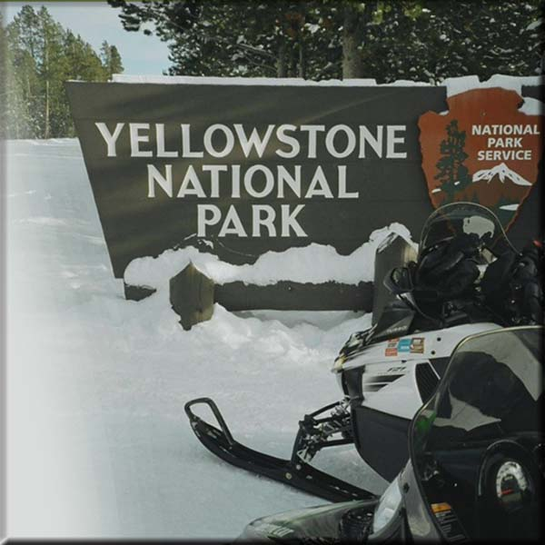 Yellowstone National Park Open for 2017-2018 Winter Season