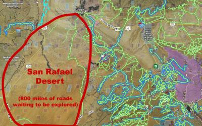 Keep the San Rafael Desert Open