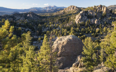 Dispersed Camping Threatened in Chaffee County Travel Management Planning